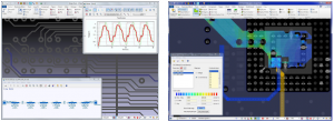 SIとPIを統合して信号のパフォーマンスを検証