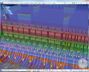 TSV(スルー・シリコンビア)を用いて接続される複雑な2.5/3次元パッケージ