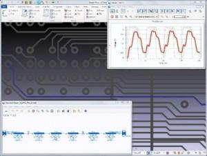 0設計途中でのSI分析とPI分析を統合した信号を同時検証