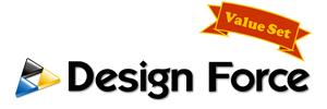 <br />Design Force に期間限定のバリューセットが登場!<br />