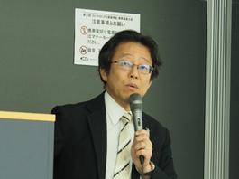 バウンダリスキャン設計に関する2セッションで講演した、図研 EDA事業部 松澤 浩彦