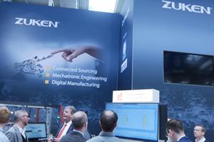 Zuken Germany 「ハノーバーメッセ2019」出展レポート